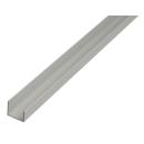 Aluminuim U Profil 10x25x13x2,5mm 3m